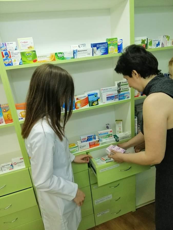 Навчальна аптека Інституту біомедичних технологій